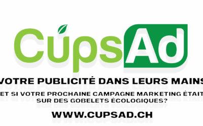 Tournage de notre 1er clip promotionnel CupsAd!